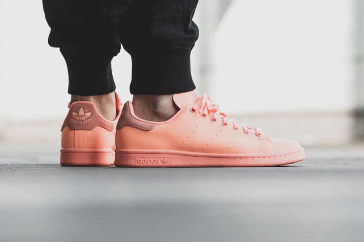 new arrival fb853 57a09 Stan Smith Adicolor Sunglow Reflective.